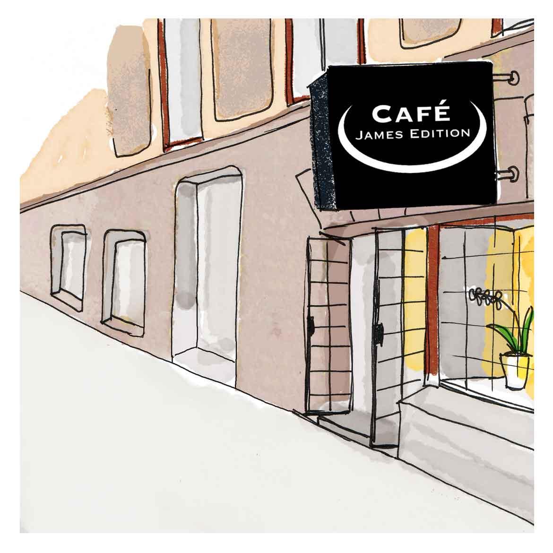 Café James Edition vinter