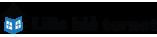 Lilla blå tornet Logo