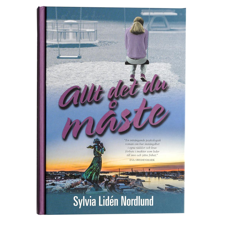 Allt det du måste – Sylvia Lidén Nordlund