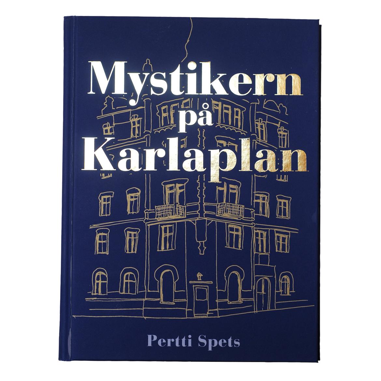 Mystikern på Karlaplan – Pertti Spets