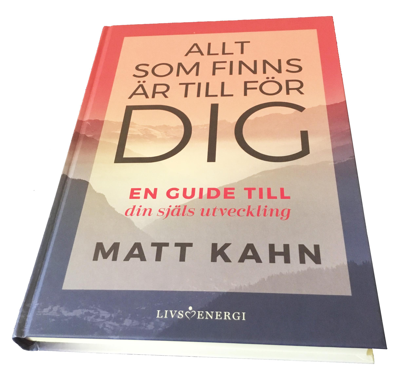 Allt som finns är till för dig / Matt Kahn